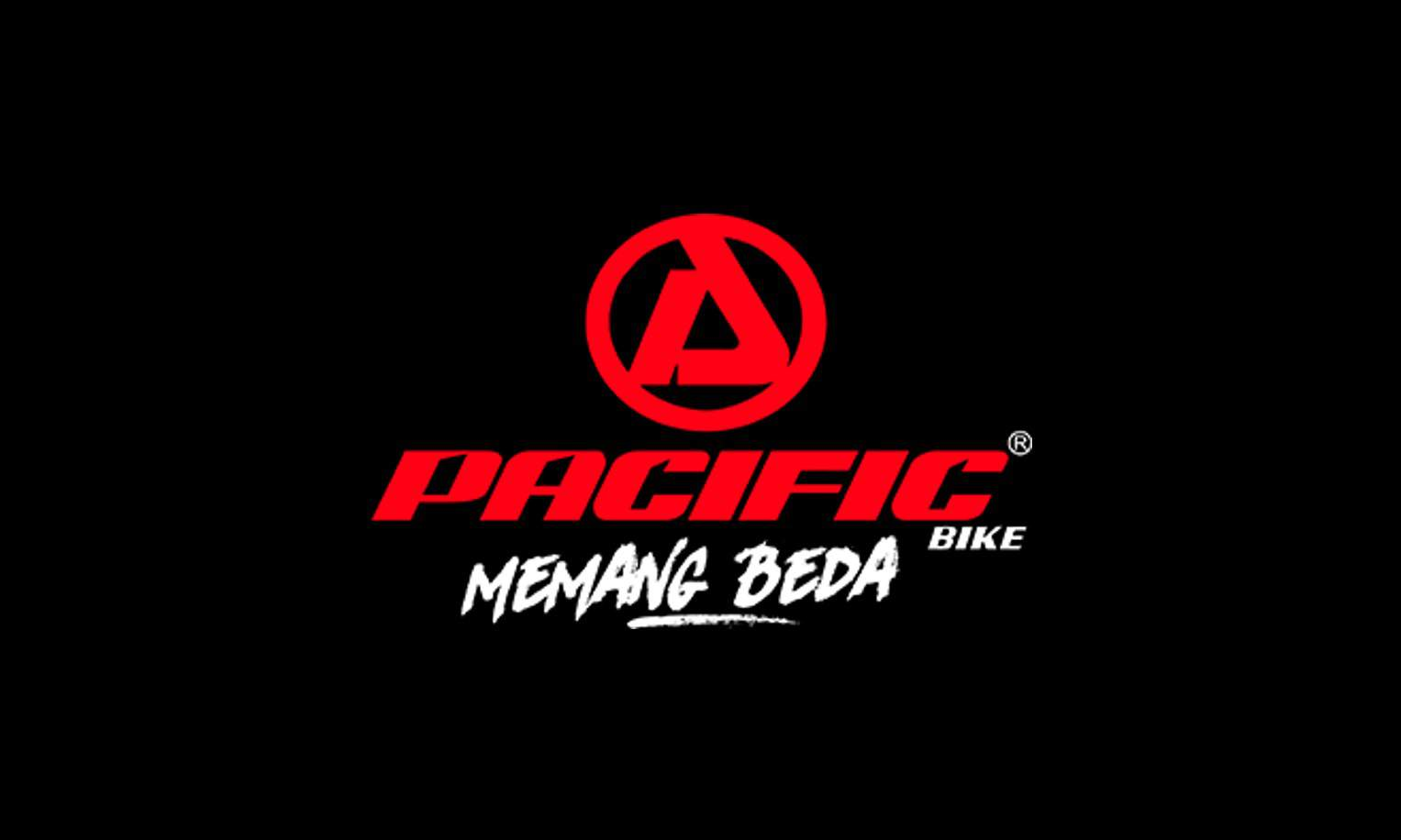 Logo Sepeda Pacific
