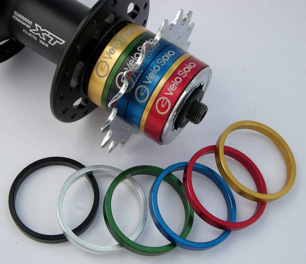Cassette Spacer Sepeda