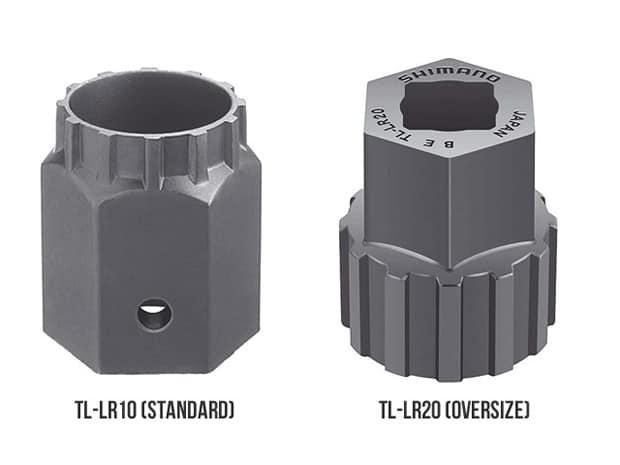 Kunci pembuka rotor centerlock satndard dan oversize