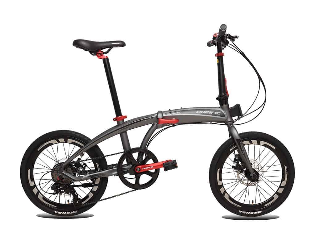 Spesifikasi dan Harga Pacific Noris 2.1 Sepeda.Me