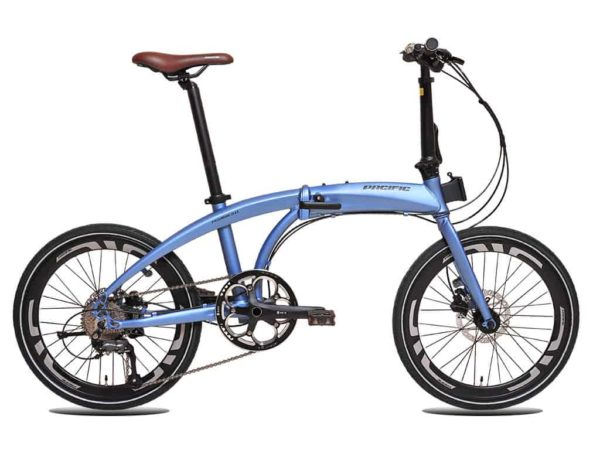 Sepeda Lipat Pacific NORIS 3.0 22″