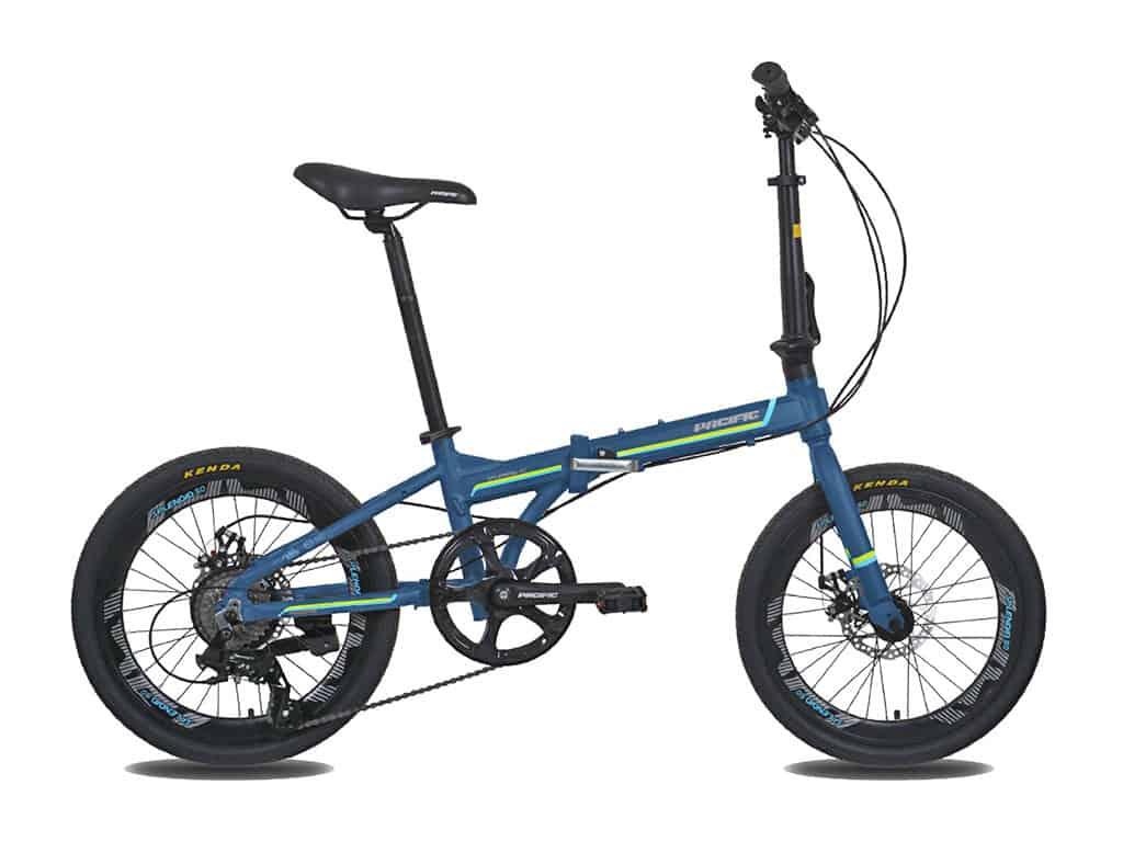 Spesifikasi dan Harga Pacific Splendid 5.0 Sepeda.Me