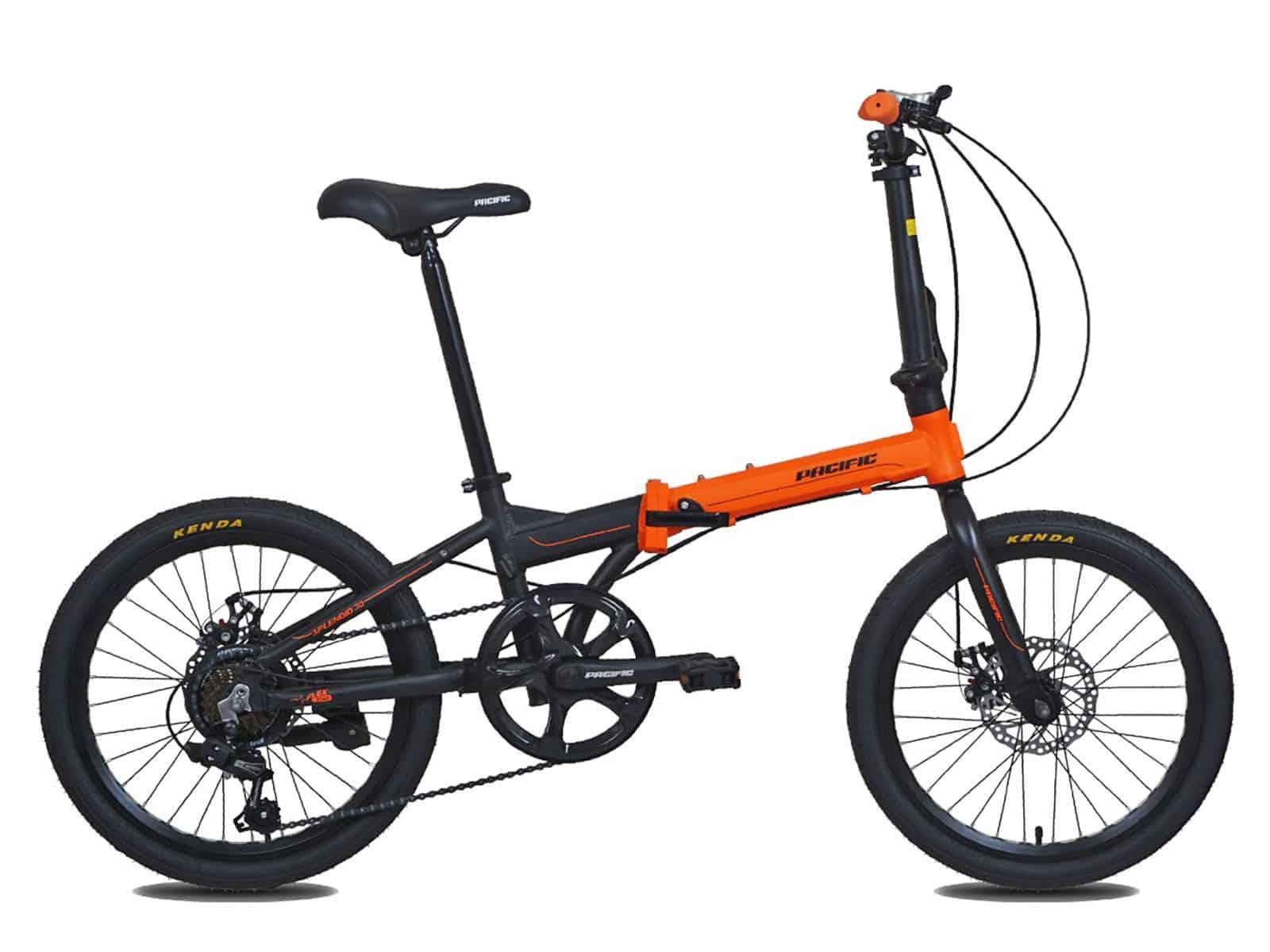 Spesifikasi dan Harga Pacific Splendid 3.0 Sepeda.Me