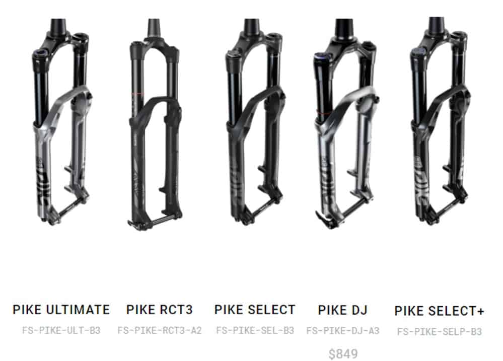 Suspensi RockShox Pike