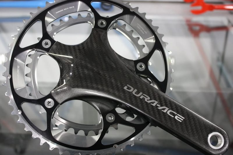 Crank Sepeda DuraAce Carbon