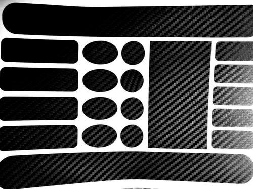 Frame protector carbon untuk sepeda balap
