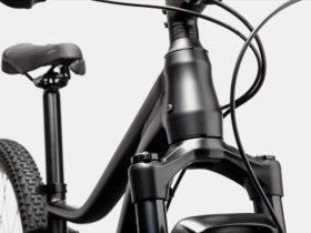 Frame sepeda dengan Tapered headtube