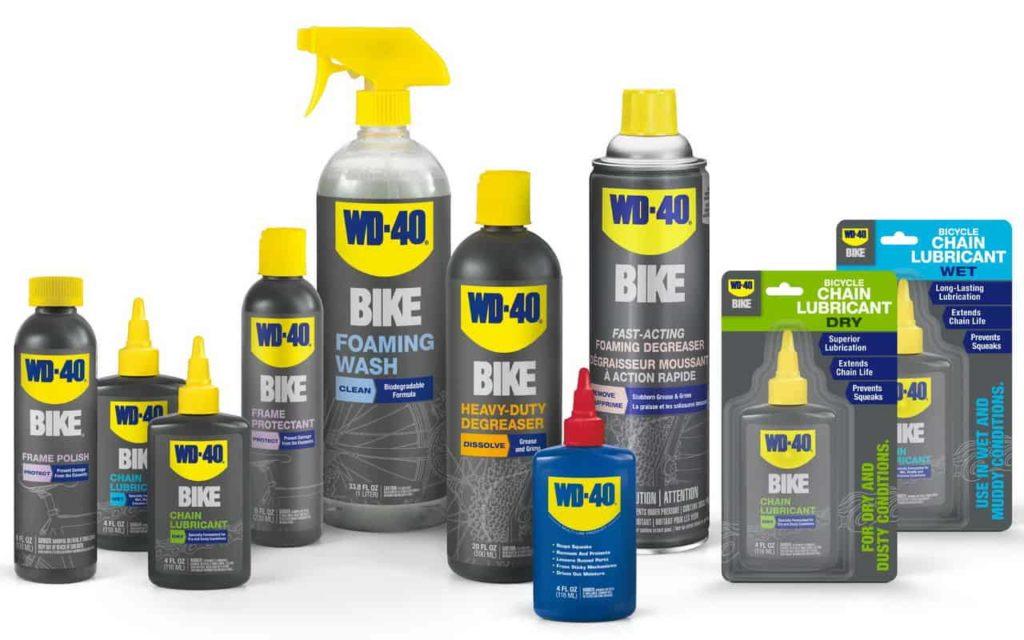 Produk khusus WD40 untuk sepeda