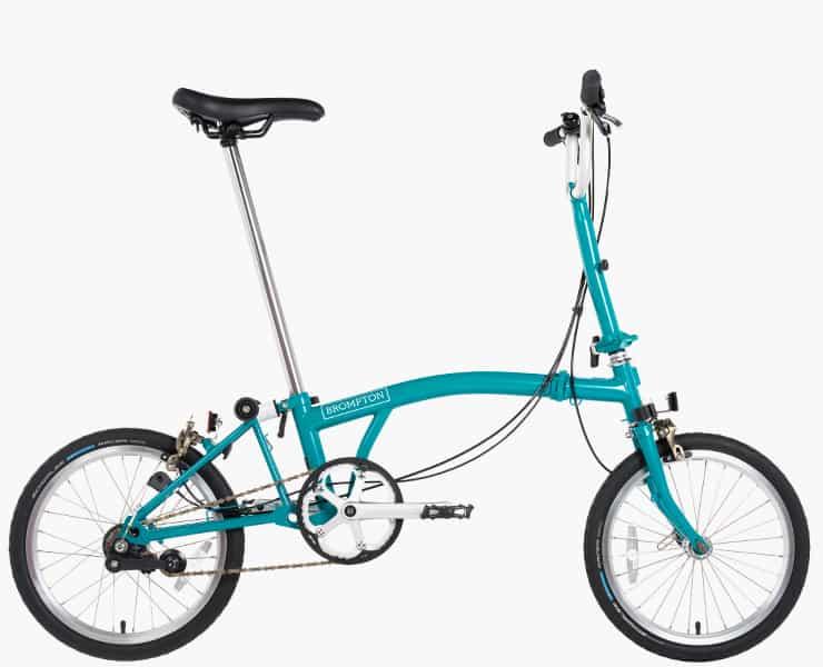 Sepeda Lipat Brompton B75 yang paling murah