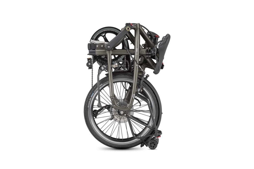 Sepeda Lipat Tern BYB P8 TriFold
