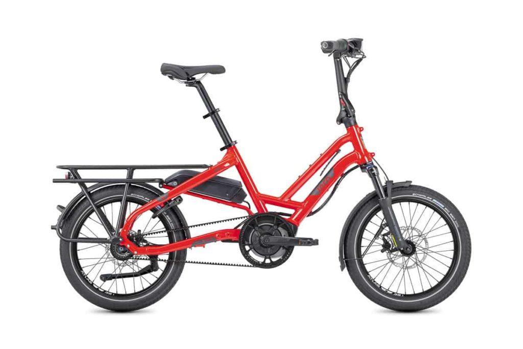 Sepeda Lipat Tern HSD S8i
