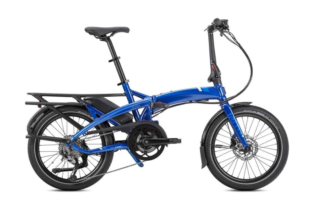 Sepeda Lipat Tern Vektron Q9