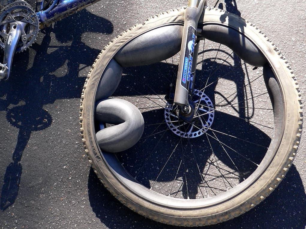 Tekanan udara ban sepeda yang ideal