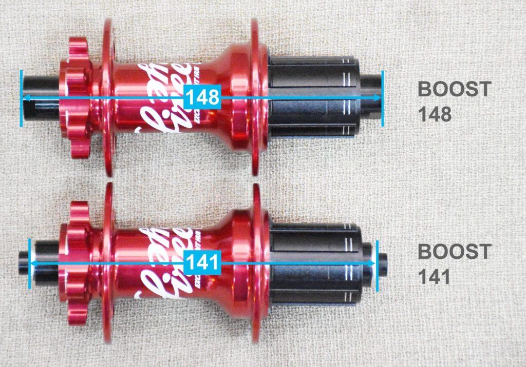 Perbedaan Boost 148 vs Boost 141