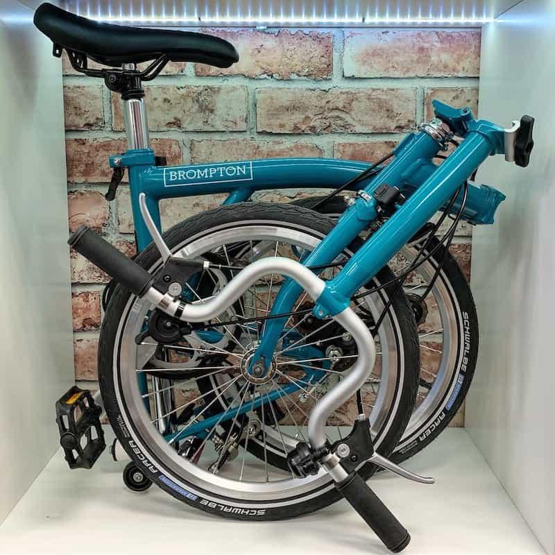 Review Brompton B75 - Sepeda lipat termurah Brompton