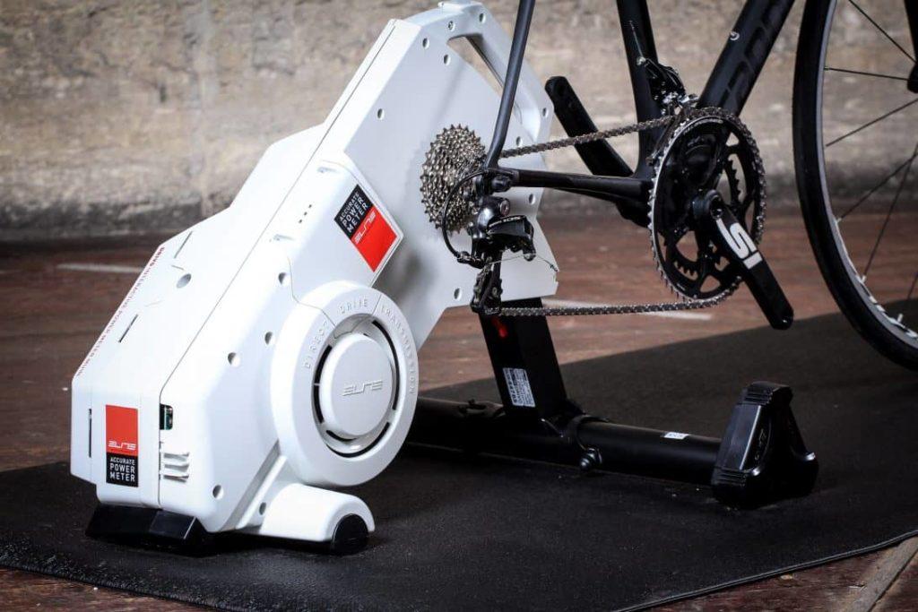 Elite wireless bike trainer