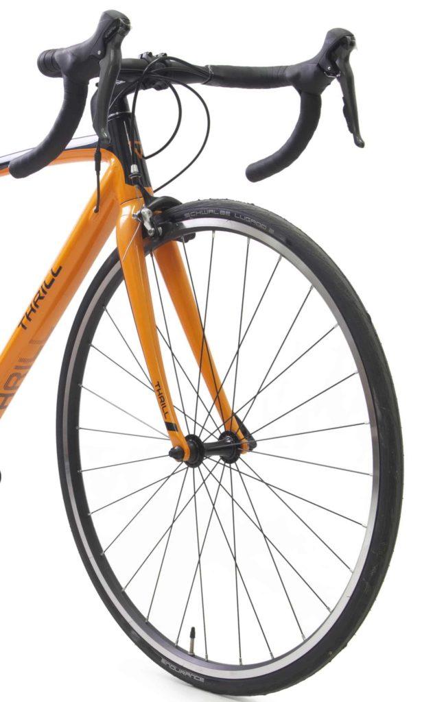 Handlebars dan rem Road Bike Thrill Enthral