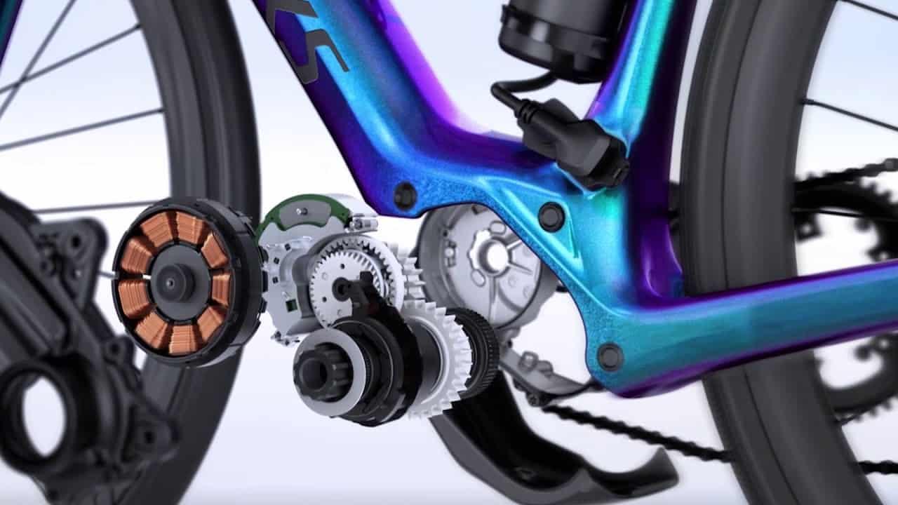 Mid Drive Motor Ebike