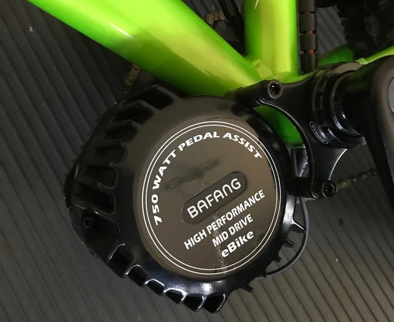 Motor sepeda listrik 750W