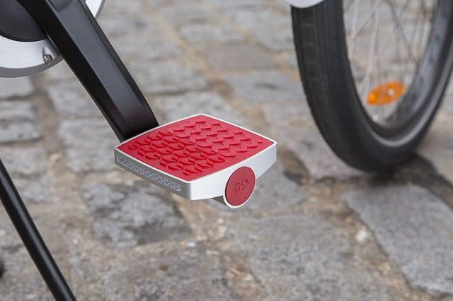 Pedal Sepeda dengan GPS Tracker