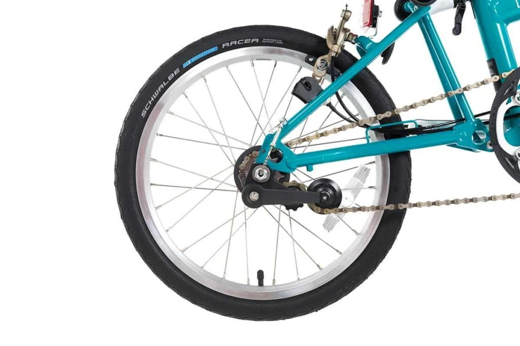 Roda - Ban - Gear Folded bike Brompton B75