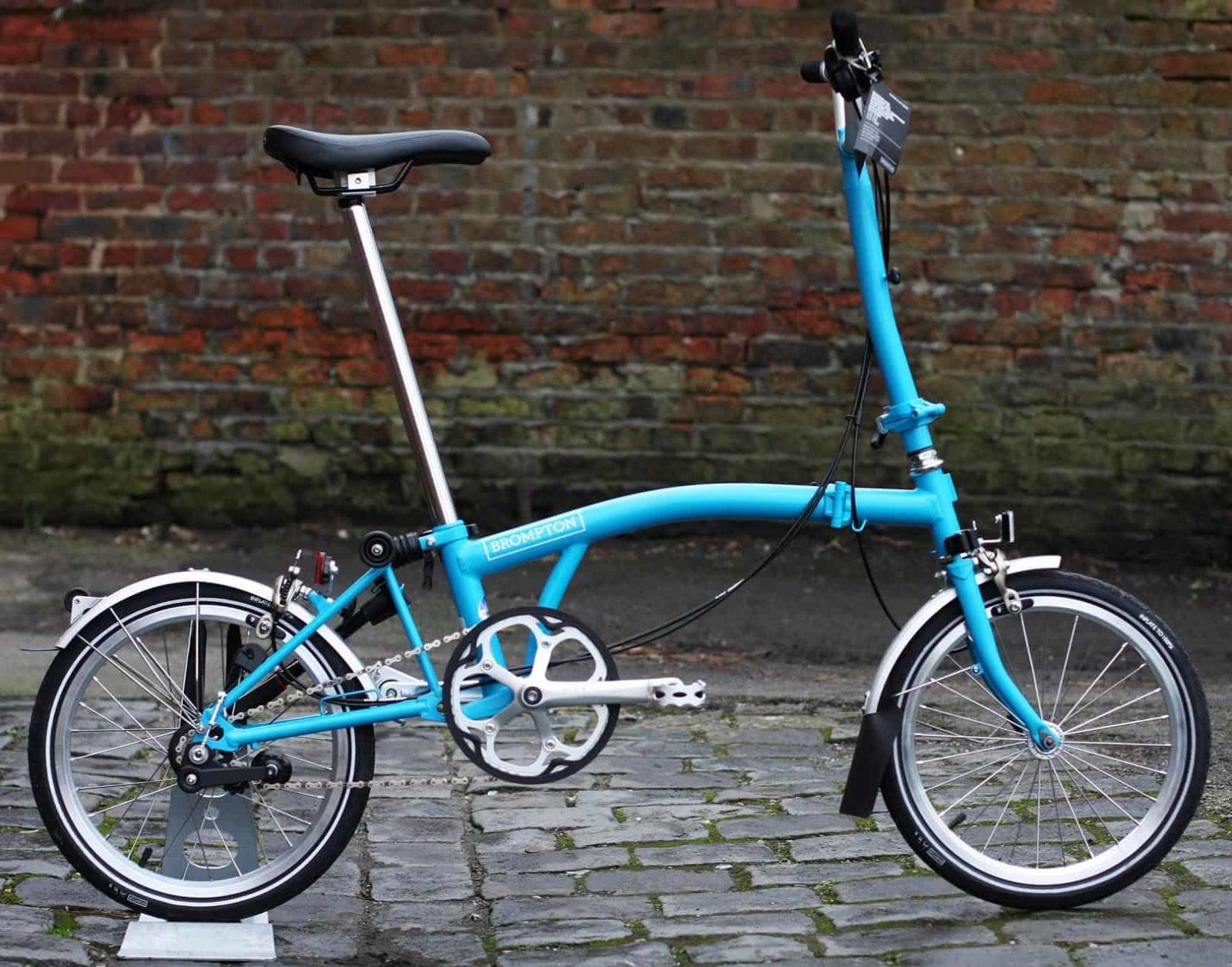 Sepeda Lipat Brompton termurah B75