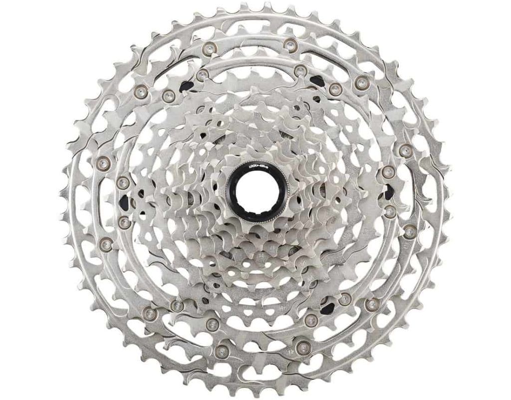Cassette 12 speed 10-51T Shimano Deore M6100