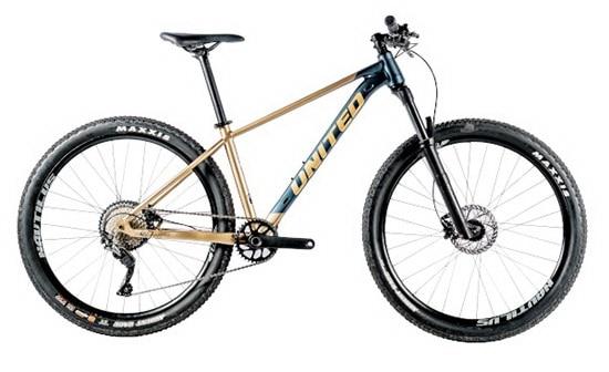 Spesifikasi dan Harga United Clovis 7.00 (2020) - Sepeda.Me