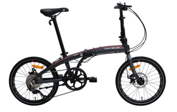 Sepeda Lipat 20 inch Dahon Ion Eugene 9 Speed