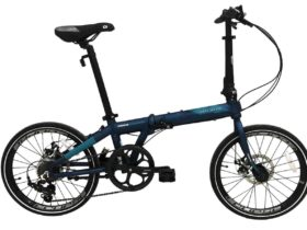 Dahon Ion Madison 7 Speed