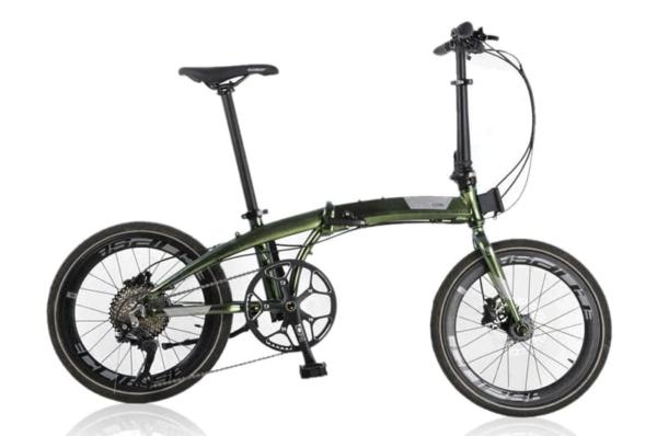 Sepeda Lipat ELEMENT ECOSMO 10 SPEED