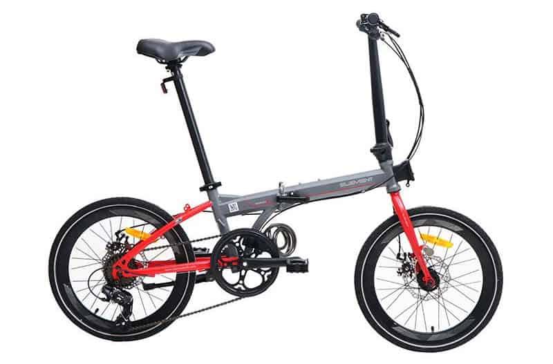 Spesifikasi dan Harga Element Foldx 8 - Sepeda.Me