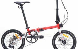 Sepeda Lipat ELEMENT TROY (16″)