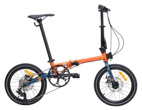 Sepeda Lipat Element Troy Vol.2