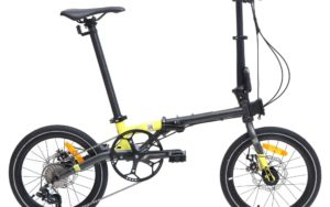 Sepeda Lipat Element Troy Vol.2 Bike To Work Edition