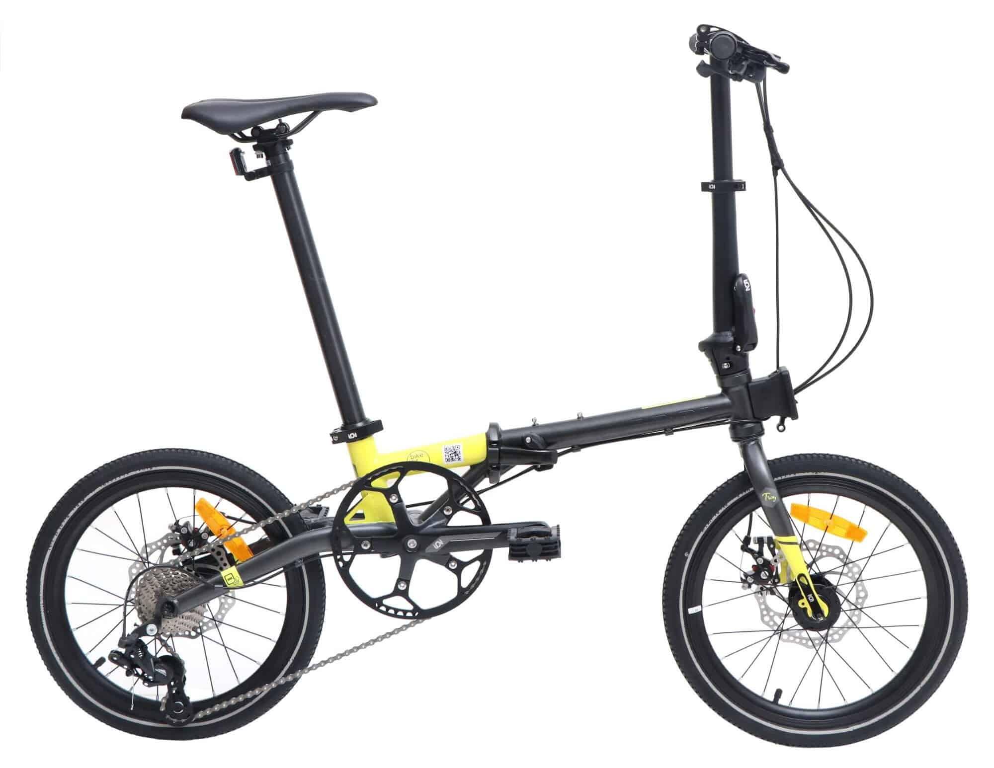 Spesifikasi dan Harga Element Troy Vol.2 Bike To Work
