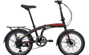 Sepeda Lipat Pacific 2980 RX 5.0 DISC 20″