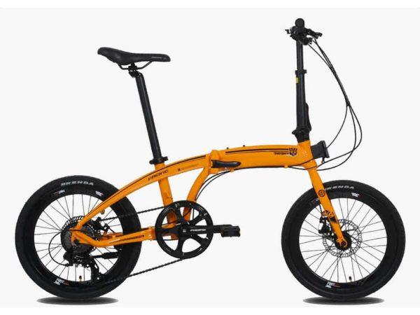Sepeda Lipat Pacific NORIS 2.0 TRANSFORMERS EDITION