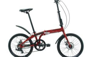 Sepeda Lipat United Cora