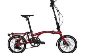 Sepeda Lipat United TRIFOLD 8D