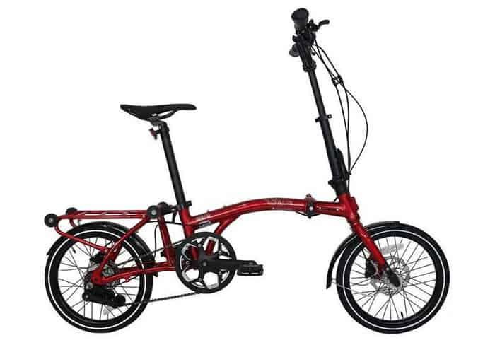 Spesifikasi Dan Harga Sepeda Lipat United Trifold 8d Sepeda Me