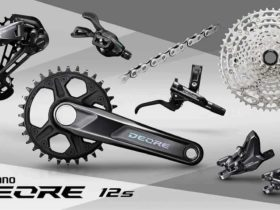 Groupset Shimano Deore M6100 12 speed