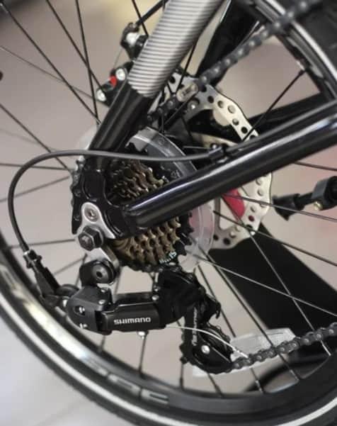 Freewheel - Rear Derailleur Dahon ION 7 speed