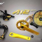 Mini Groupset LTWOO Gold Edition