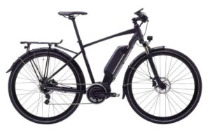 Sepeda City Listrik Marin San Rafael DS-E Bike