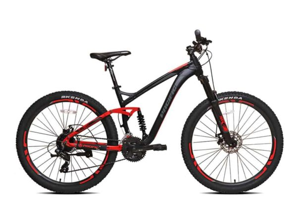 "Sepeda Gunung Pacific OVERRIDE 4.0 27.5"""