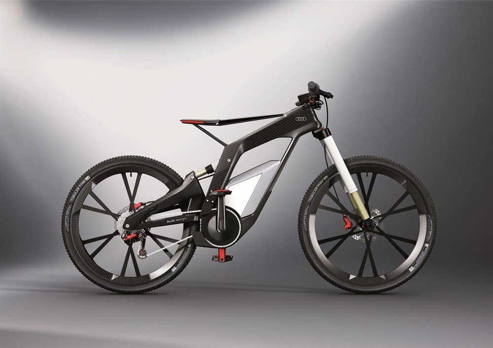 Sepeda Listrik - Ebike Audi