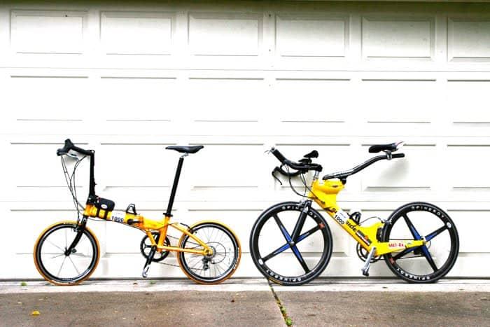 Cara agar sepeda lipat lebih ngebut