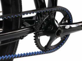Drive belt sebagai alternative rantai sepeda