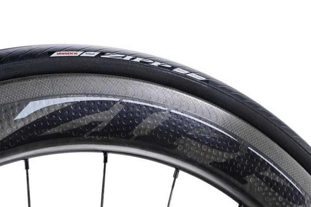 Jalur dan bentuk khusus untuk rim brake